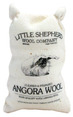 Sack of Angora Wool