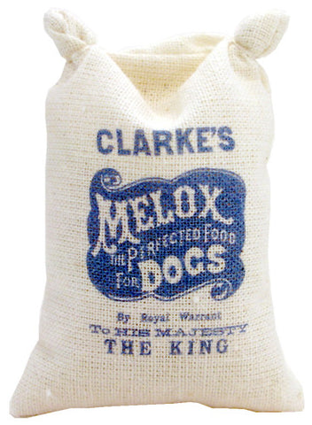Sack of Melox Dog Biscuits