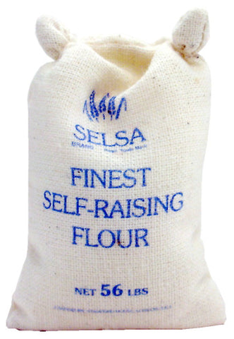 Sack of Selsa Self Raising Flourq