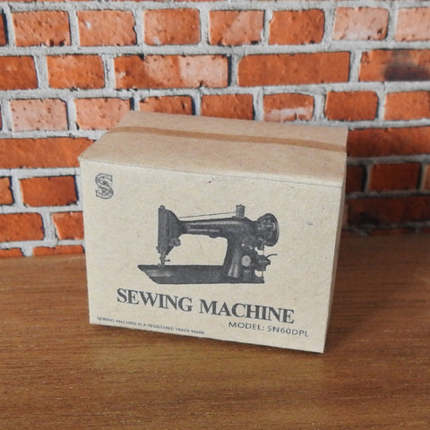 Singer Sewing Machine Box