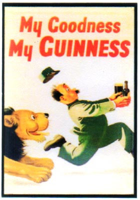 Display Card - Guinness 4