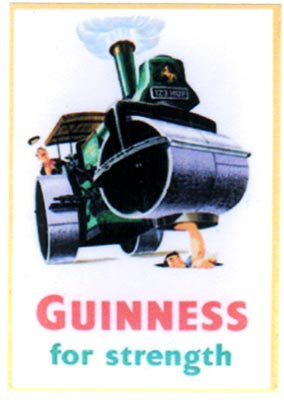 Display Card - Guinness 6