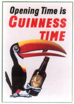 Guinness Shop Sign