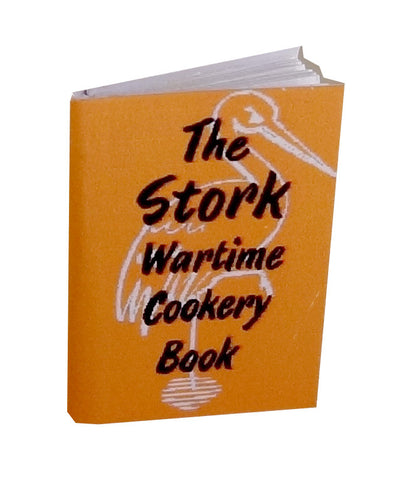 Stork Wartime Cookery Book