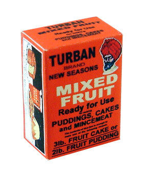 Turban Mixed Fruit