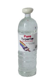 Bottle of Turpentine
