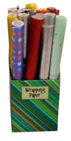 Wrapping Paper - Green