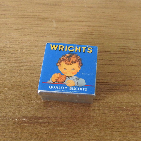 Wright's 'Mischief' Quality Biscuits