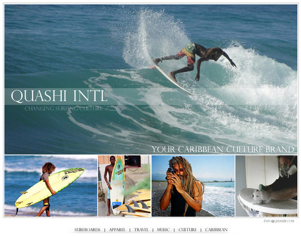 Quashi Vintage Surf Collection