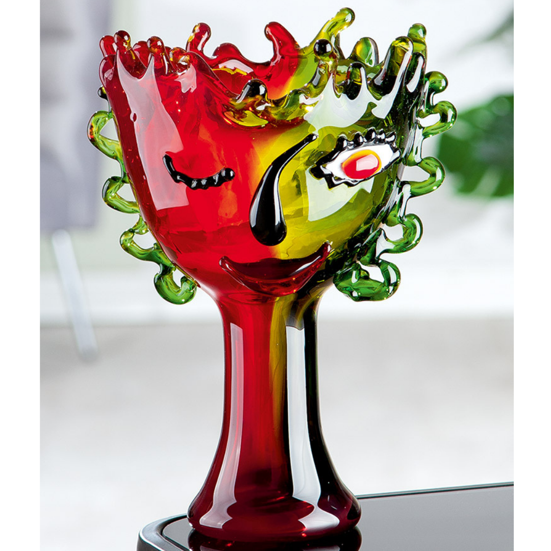 "Verre Coupe design ""Visual"""