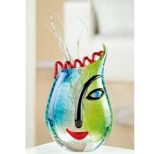 "GLASART Vase design ""Vero"""