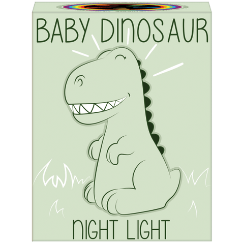 Baby Dinosaur Night Light