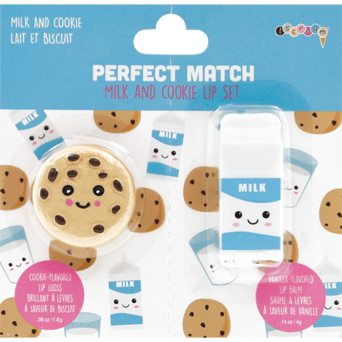 Milk & Cookies Lip Balm Set