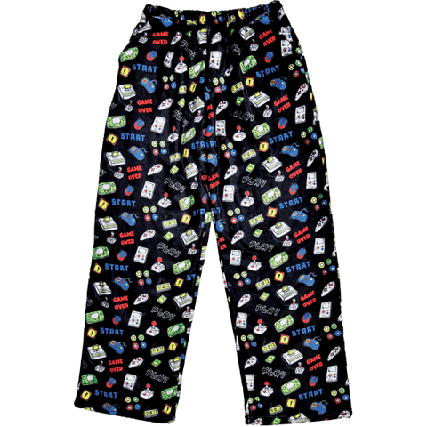 Level Up Plush Pants
