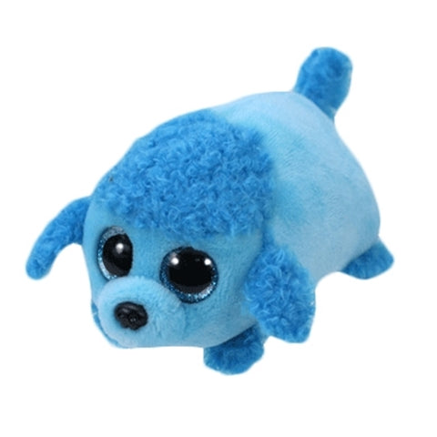 Ty Tiny Tys Lexi the Blue Poodle