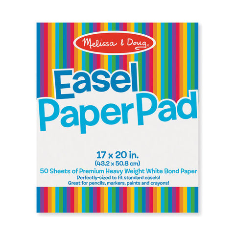 "Easel Paper Pad (17""X20"")"