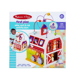 First Play Slide, Sort & Roll Activity Barn