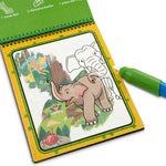 Water Wow! Jungle Water-Reveal Pad - On the Go Travel Activity