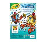 Crayola Mer-Creatures Colouring Book