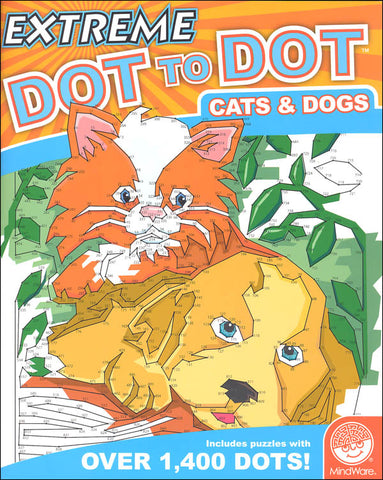 Extreme Dot to Dot: Cats & Dogs