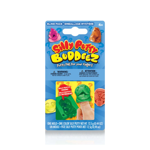 Silly Putty Buddeez Blind Pack
