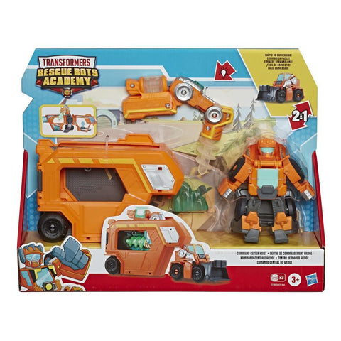Transformers Rescue Bots Academy - Command Center Wedge