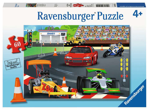 Ravensburger Day at the Races 60pc Puzzle