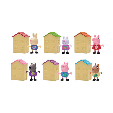 Peppa Pig Blind House with Figure Assortment