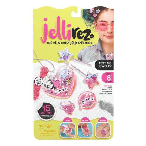 Jelli Rez Text Me Jewelry Pack