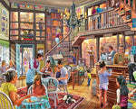 White Mountain Local Bookstore 1000 Piece Puzzle
