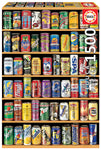 Educa Cans Jigsaw Puzzle 1500pc