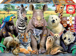 Educa It's a Class Photo 300 Piece Puzzle