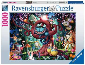 Ravensburger Most Everyone is Mad Jigsaw Puzzle 1000pc
