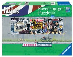 Ravensburger The Beatles Anthology Wall 1000 Piece Puzzle