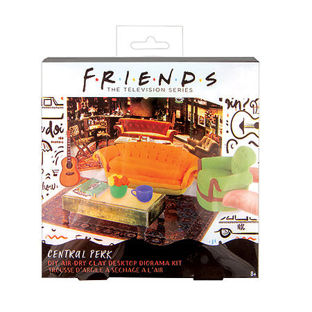 FRIENDS Mini Central Perk Air Dry Clay Kit