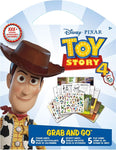 Toy Story 4 - Grab & Go Stickers