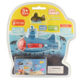 Mini Rechargeable Submarines