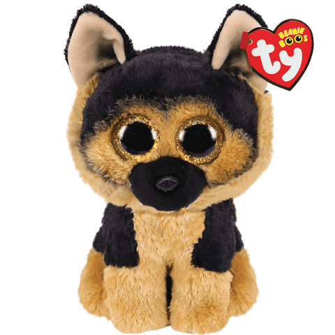 "TY Beanie Boos - Spirit the German Shepherd 6"" Plush"