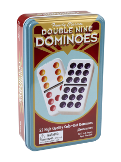 Double Nine Dominos