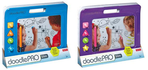DoodlePro Slim Super Stamper - Blue/Purple