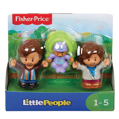 Fisher Price Little People Family Assorted