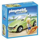 Playmobil Surfer with Convertible Playset
