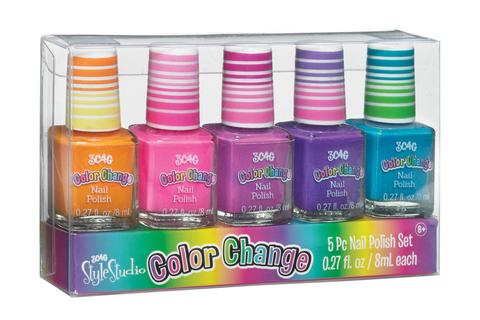 Colour Changing Nail Polish