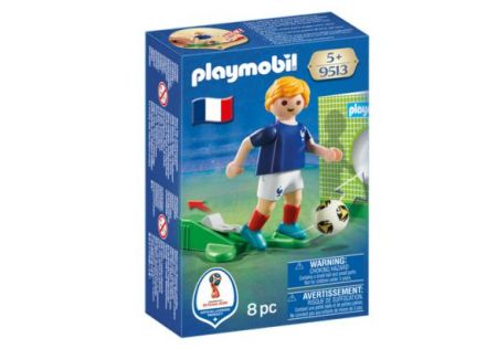 Playmobil National Team Player France