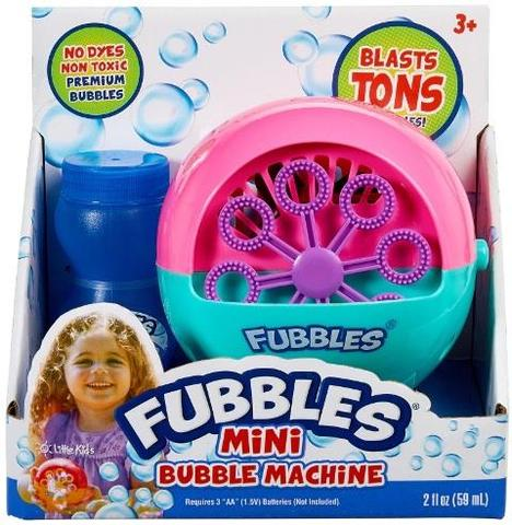 Fubbles Mini Bubble Maker