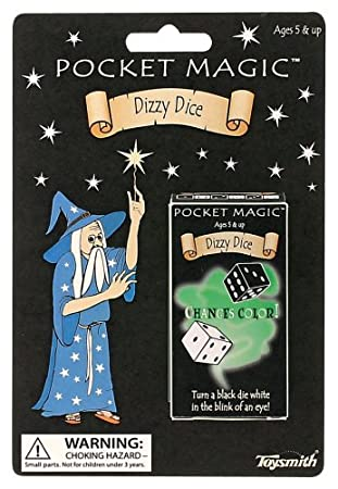 Pocket Magic Dizzy Dice