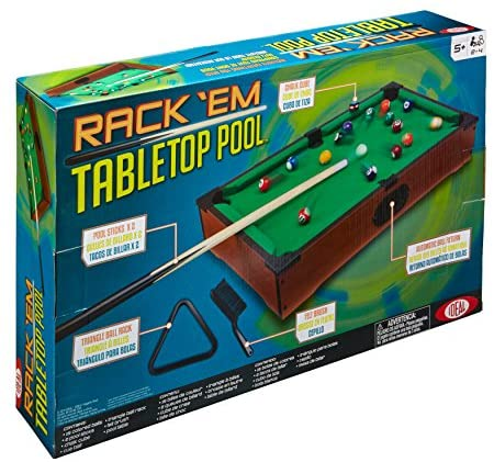 Rack'Em Tabletop Pool
