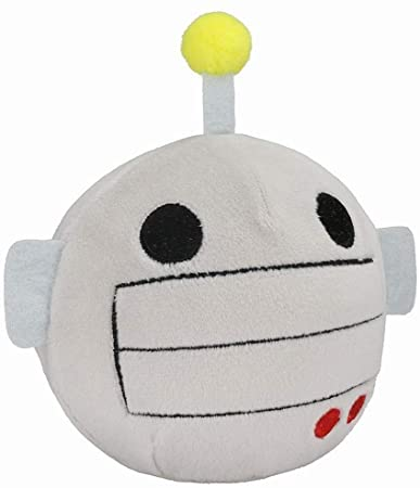 "Squeezamals Jonra the Robot 3.5"" Scented Plush"