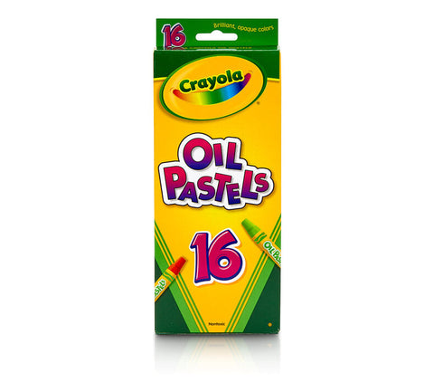 Crayola Oil Pastels 16 Pack