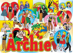 Cobble Hill Classic Archie Jigsaw Puzzle 1000pc